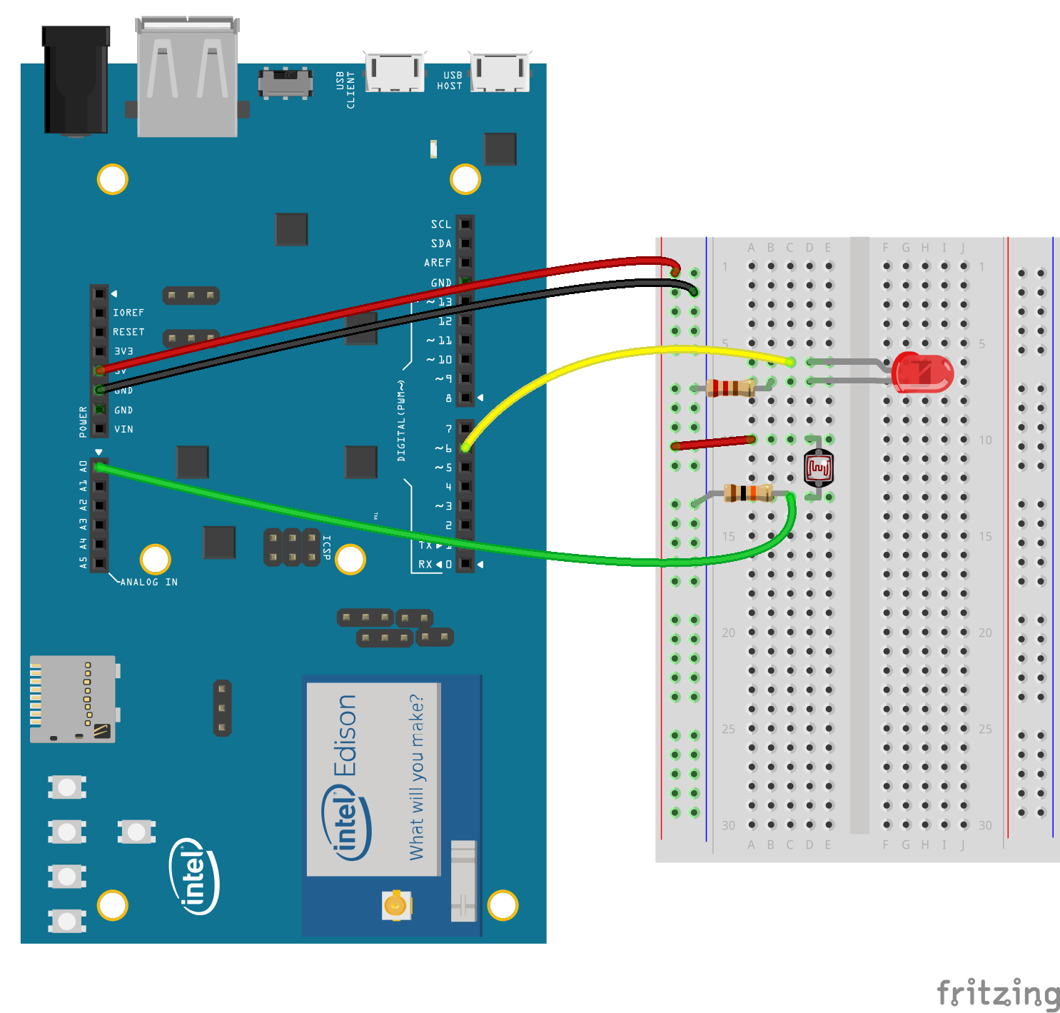 Circuit Wiring Diagrams For Intel Edison - WIRE Center •